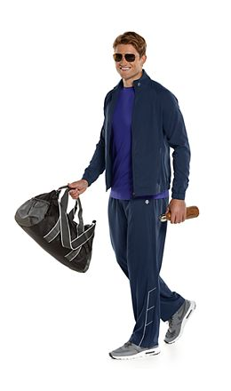 Outpace Sport Jacket & Pants Outfit