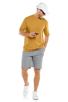 Morada Everyday Short Sleeve T-Shirt & Outpace Sport Shorts Outfit