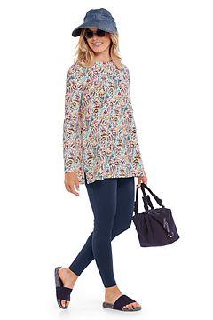 Daybreak Swing Top & Monterey Summer Leggings Outfit